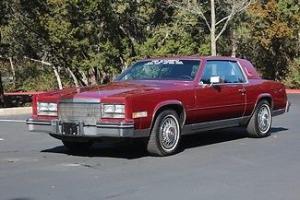 1985 Burgundy Diesel!