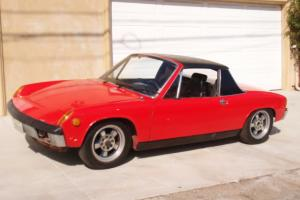 1973 Porsche 914 V8 350 chevy with 500HP No rust!Real sleeper!Scariest car ever!
