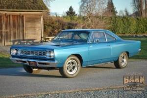 1968 Road Runner, 383/727, super straight and solid, EXTREMELY CLEAN MOPAR!