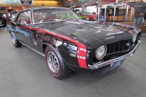 1969 Chevrolet Camaro 468 Big Block 4 Speed 12 Bolt 4WDB SS Hood, See Videos