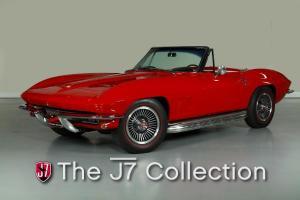 1967 Corvette, Numbers Matching, 327/350 hp