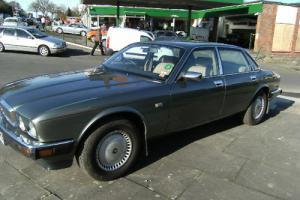 Jaguar. Jaguar 4.0. XJ40 virtually 1 owner
