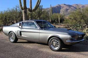 Mustang Fastback Shelby GT350 Eleanor Clone, 351, T-5, MUST SEE AZ Beauty! NR!