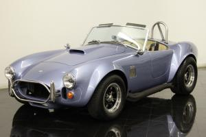 1967 Everett Morrison Shelby Cobra Replica Supercharged 351ci V8 4 Speed  FAST