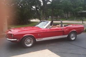 68 Ford Shelby Cobra GT500 Complete Frame Off Restoration Convertible Photo
