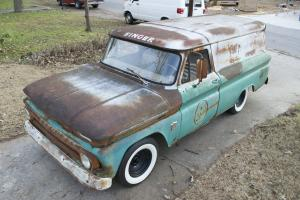 Rare 1964 Chevrolet Panel Truck - Singer Sewing Machine Service Truck
