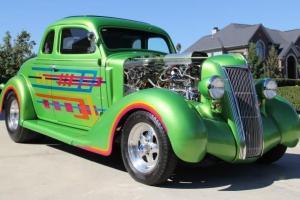 35 Chrysler Coupe Big Block Built Street Rod HOT Rare