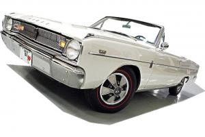 SLICK 67 GT CONVERTIBLE 273 V8 AUTO PS FACTORY AC LOTS OF DOCUMENTATION