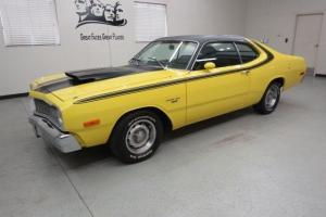 """RARE"" 1973 Dodge Dart 340 Sport 2 DR. Hard Top Resto.w/ ""rare"", ""Sun roof"" !!"