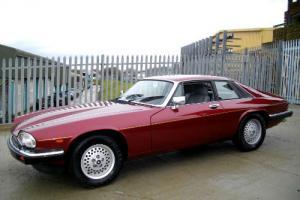 1990 Jaguar XJS 3.6 automatic sports coupe, PX option