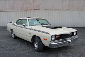 1975 Dodge Dart Sport Rare Car Factory Sunroof Fold Down Rear Seat NO RUST
