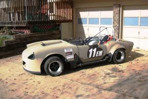 1972 Triumph Spitfire/GT6 Autocross Race car: