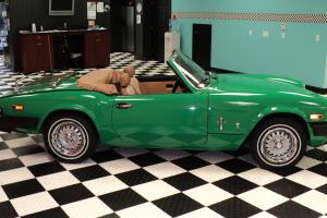 1979 Triumph Spitfire Base Convertible 2-Door 1.5L
