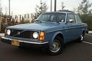 1979 Volvo 242 stick RARE Photo