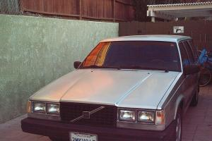 1989 Volvo 740 Turbo Photo
