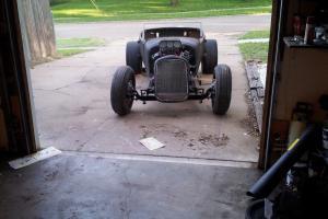 1927 ford model t rat rod roadster