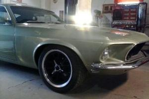 1969 Ford Mustang Fastback New Fresh Built Car New Everything