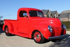 41 Ford Street Rod pick Up Restomod Air Loaded Sharp