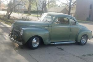 1941 Plymouth Business Coupe, Hot Rod, Rat Rod, Street Rod, Kustom Car