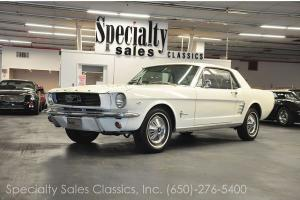 This 1966 Ford Mustang two door hardtop (Stock # 30818)