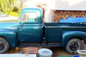 1955 International R120 3/4 Ton Truck-Antique-Classic