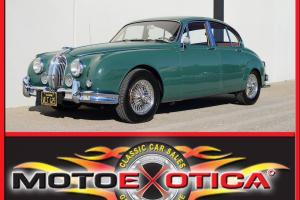 1967 JAGUAR MARK 2 340-RARE FIND-FULL RESTORATION--DOCUMENTED RECEIPTS