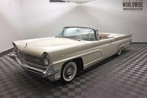 1959 LINCOLN CONTINENTAL CONVERTIBLE! EXTREMELY RARE! RESTORED!  STUNNING!