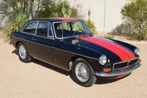 1968 MGB GT, CA-AZ Car, Partial Resto, Rust Free, Wire Wheels, Fun!!