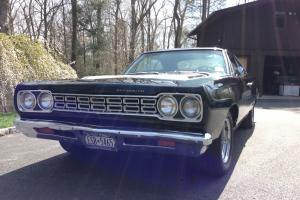 1968 Plymouth GTX 440  No Reserve