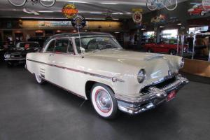 1954 Mercury Monterey 2 Door Hardtop 256 V8 Gorgeous Original