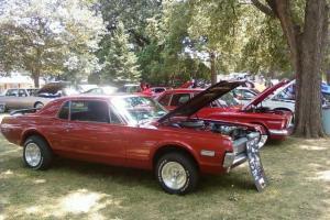 1968 Mercury Cougar 408 Stroker