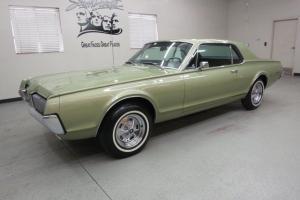 1967 Mercury Cougar** First year production ! 289 V-8 Auto, A/C, P.S./ P.B. Tilt