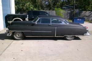 1952 Cadillac Series 62 TWO DOOR