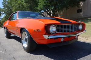 FULL/FRESH DZ302 ROTISERRIE WELL OPTIONED VINYL ROOF/COWL ROSEWOOD low reserve