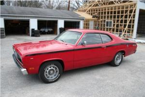 71 PLYMOUTH DUSTER 340 CLONE WITH A/C