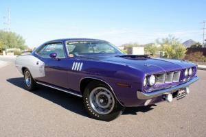 1971 Plymouth *63,561 ORIGINAL MILES*
