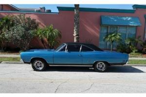 1969 PLYLMOUTH GTX REAL 440 BIG BLOCK 4 SPEED MUSCLE CAR AIR GRABBER HOOD