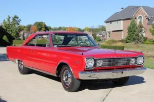 1966 Plymouth Satellite 426 HEMI Super Rare Original