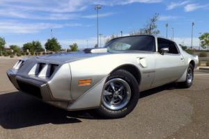 1979 Pontiac Trans Am Classic Muscle Car Full Restore $30k Invested