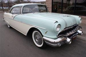1956 Pontiac Chieftain 870 Deluxe Catalina Chief Multiple Show Winner!