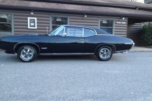 (Numbers Matching) 1968 Pontiac GTO Coupe