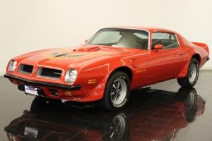 1974 Pontiac Trans Am 455 Super Duty Replica Numbers Matching 455ci V8 4Speed AC