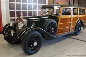 IN AZ - 1930 ROLLS ROYCE PHANTOM II SHOOTING BRAKE 300 WOODIE ONE OF A KIND