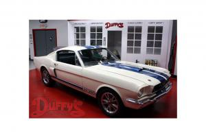 1965 Ford Mustang Fastback Shelby Tribute Wimbledon White Photo