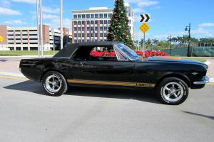 GORGEOUS 1966 FORD MUSTANG