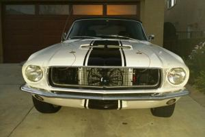 1967 mustang convertible, shelby GT500, V8 manuel 5 speed. RESTORED, NICE, CLEAN