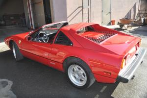 Ferrari 308, Twin Turbocharged, Quattrovalve, 1983