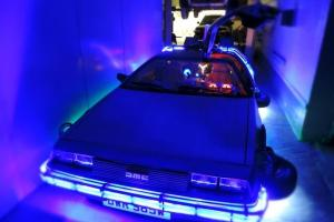 Delorean Time Machine - BTTF Car UK