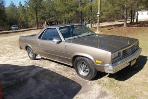 1987 Chevrolet El Camino Base Standard Cab Pickup 2-Door 5.0L