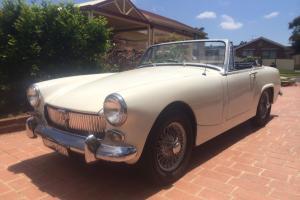 1968 MG Midget NOT Sprite in Sydney, NSW